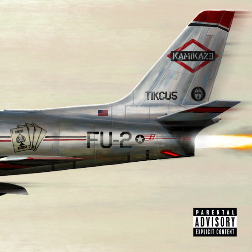 Kamikaze by Eminem