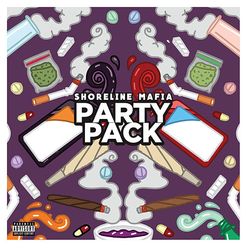 Party Pack EP by Shoreline Mafia