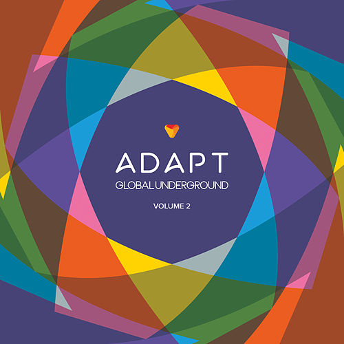 Global Underground: Adapt #2 ((Mixed)) de Various Artists