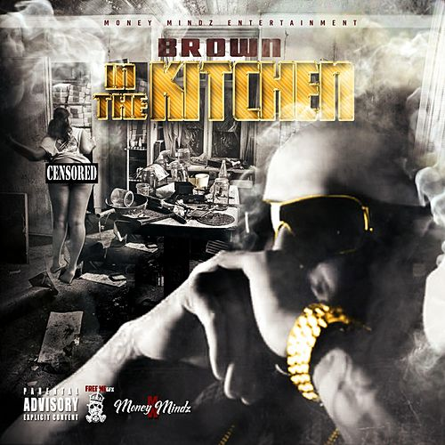 In the Kitchen by Brown