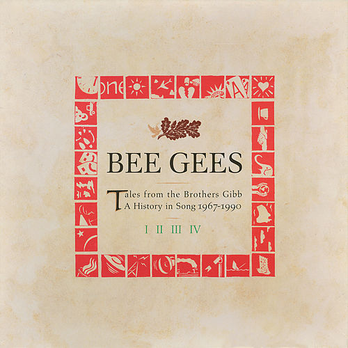 Tales From The Brothers Gibb by Bee Gees