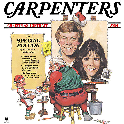 Christmas Portrait (Special Edition/Reissue) by Carpenters