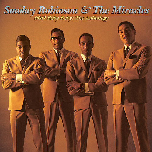 Ooo Baby Baby: The Anthlogy by Smokey Robinson
