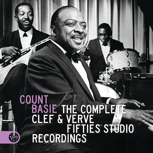 The Complete Clef & Verve Fifties Studio Recordings by Count Basie