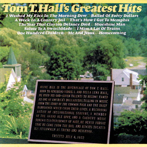 Tom T. Hall's Greatest Hits van Tom T. Hall