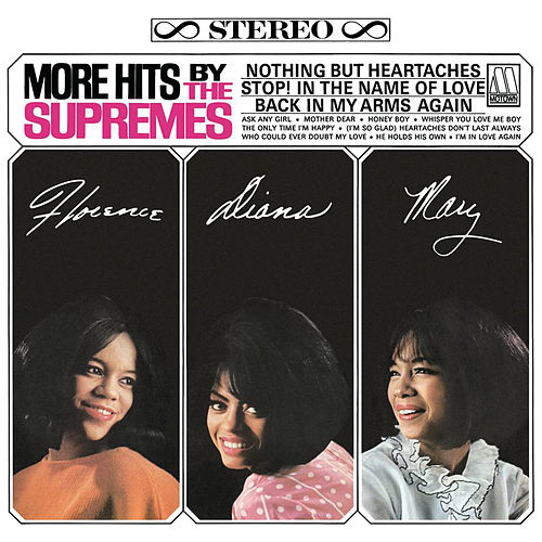 More Hits By The Supremes - Expanded Edition von The Supremes