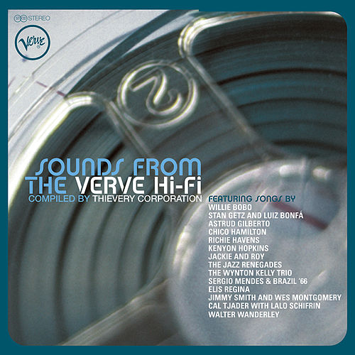 Sounds From The Verve Hi-Fi by Various Artists