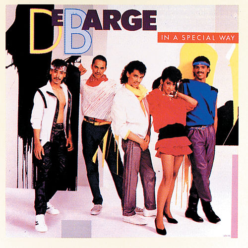 In A Special Way de DeBarge