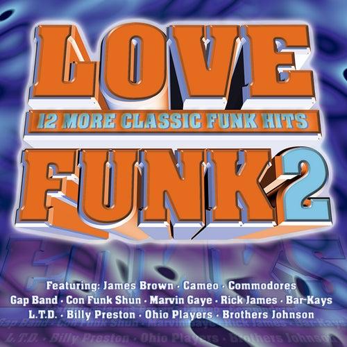 Love Funk 2 von Various Artists