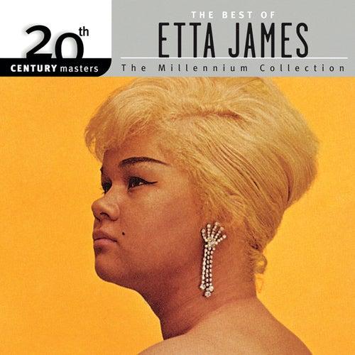 20th Century Masters: The Millennium Collection: Best Of Etta James (Reissue) by Etta James