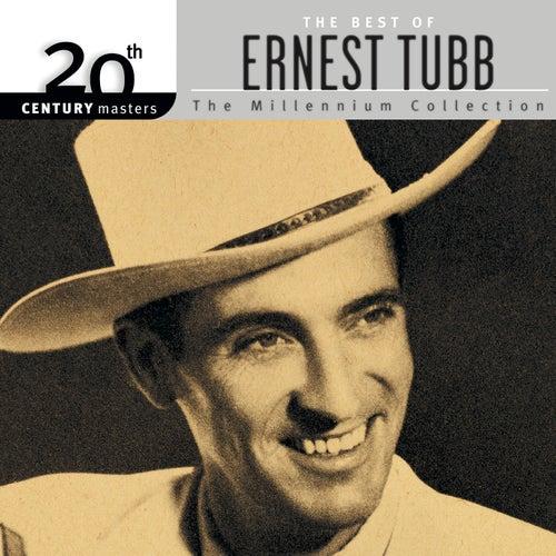 20th Century Masters: The Millennium Collection: Best Of Ernest Tubb de Ernest Tubb