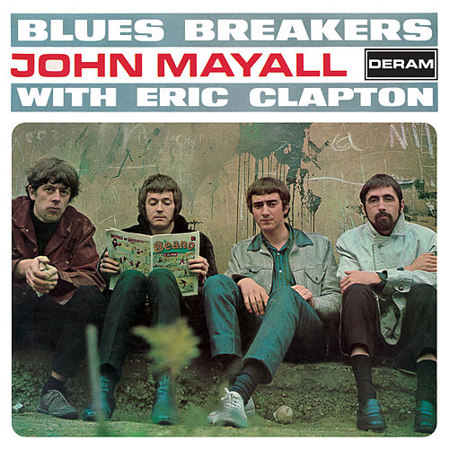 Blues Breakers by John Mayall