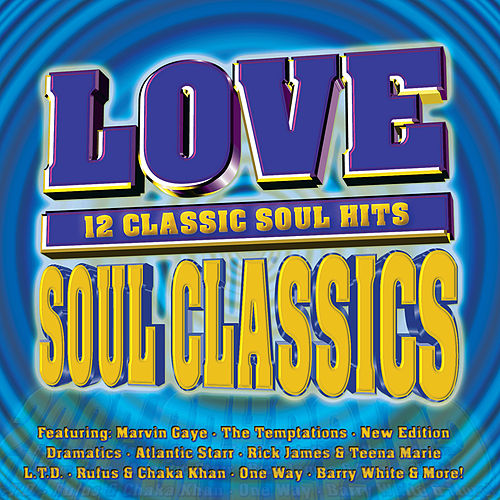 Love Soul Classics de Various Artists