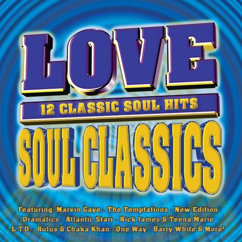 Love Soul Classics de Various Artists