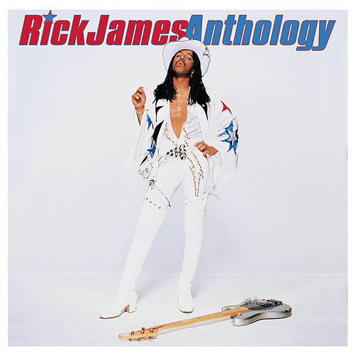 Anthology by Rick James