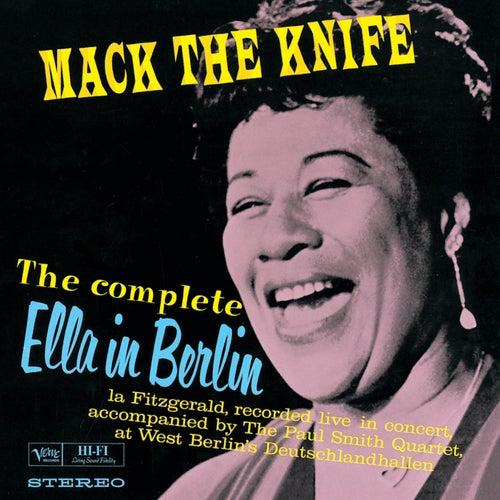 The Complete Ella In Berlin: Mack The Knife (Live) de Ella Fitzgerald