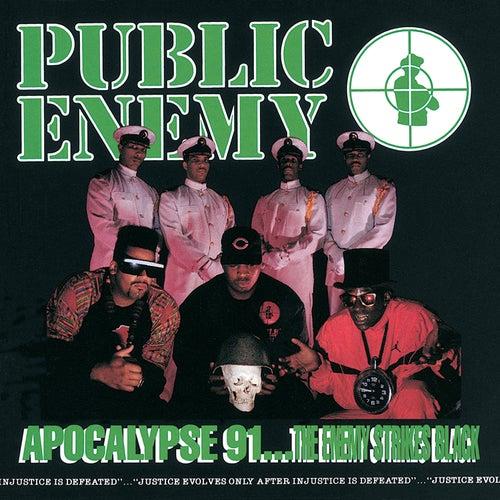 Apocalypse 91… The Enemy Strikes Black de Public Enemy