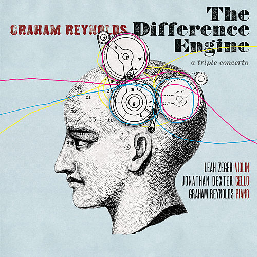 The Difference Engine by Graham Reynolds
