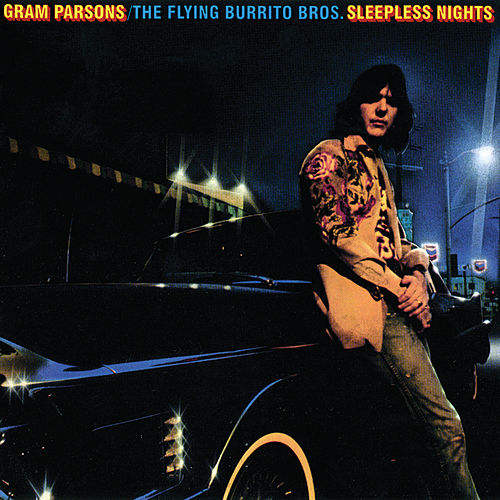 Sleepless Nights (Reissue) by Gram Parsons