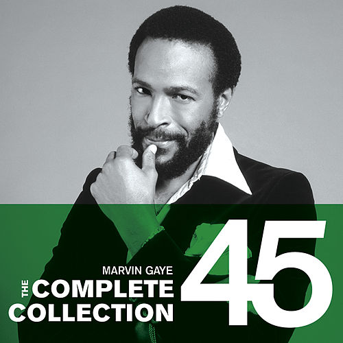 The Complete Collection de Marvin Gaye