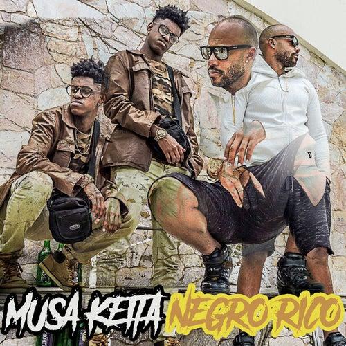 Musa Keita / Negro Rico de Kaxiv