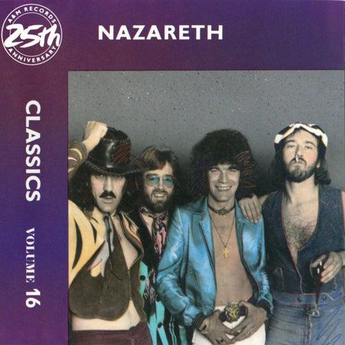 Classics Volume 16 by Nazareth
