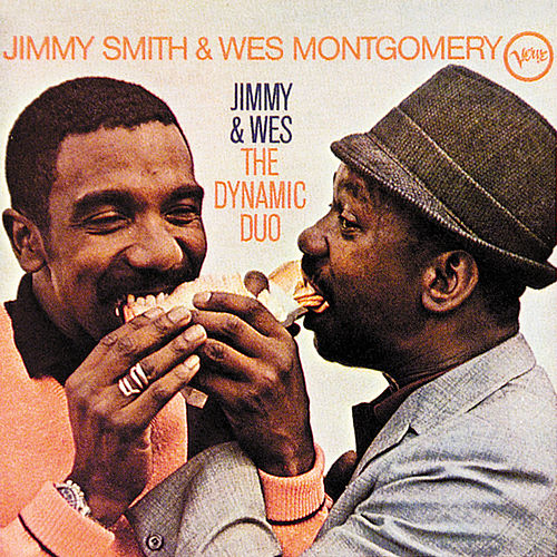 The Dynamic Duo by Jimmy Smith