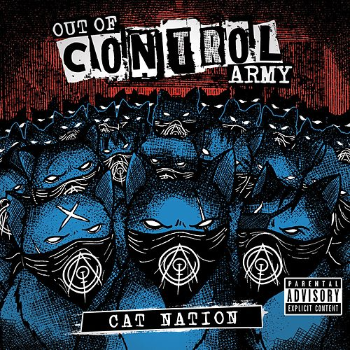 Cat Nation von Out Of Control Army