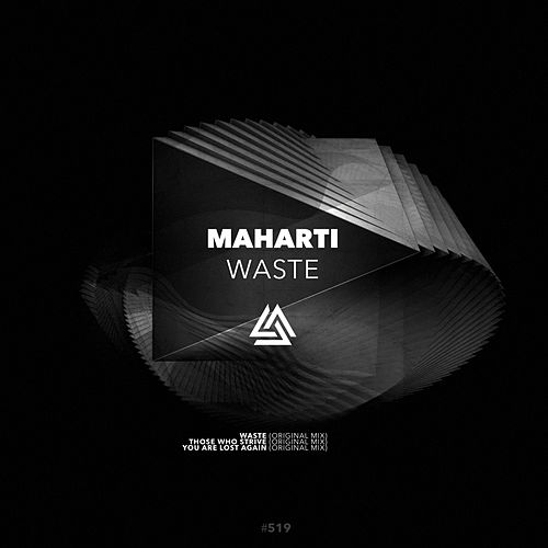 Waste - Single de Maharti