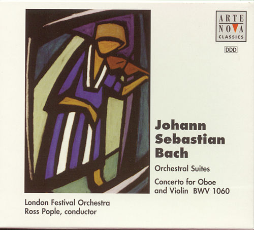 Bach: Orchestral Suites - BOX Vol.1 + Vol.2 von Ross Pople