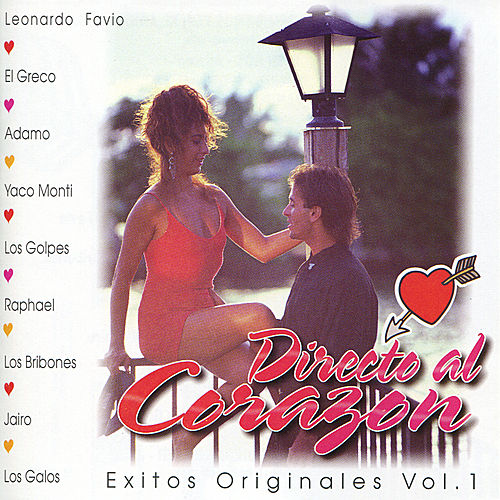Directo Al Corazon - Exitos Originales Vol. 1 de Various Artists