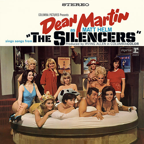 Dean Martin as Matt Helm Sings Songs from 'The Silencers' von Dean Martin