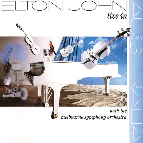 Live In Australia (Remastered 1998) by Elton John