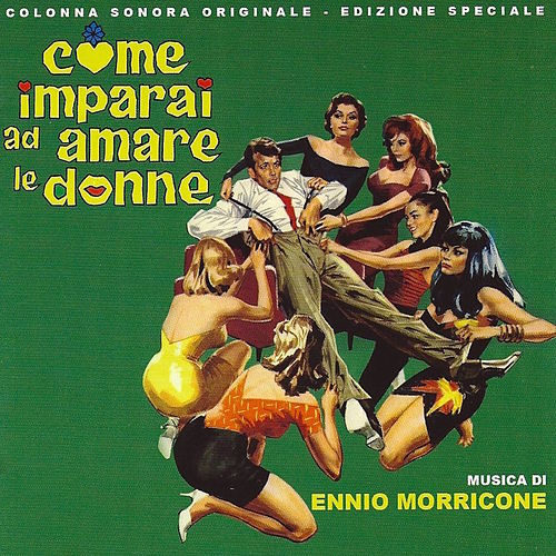 Come imparai ad amare le donne (Original Motion Picture Soundtrack) (Remastered) de Ennio Morricone