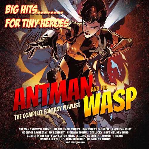 Antman and The Wasp - The Complete Fantasy by Various Artists