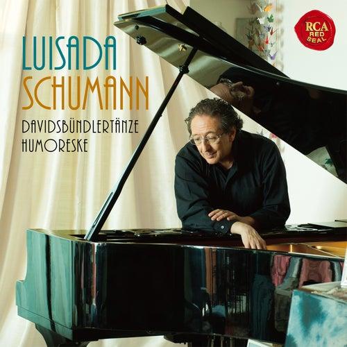 Schumann: Davidsbundlertanze & Humoreske by Jean-Marc Luisada