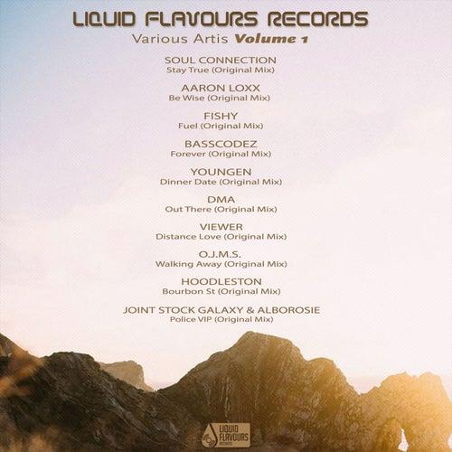 Various Artists, Vol. 1 - EP de Various Artists