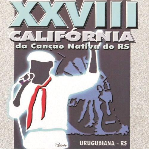 XXVIII Califórnia da Canção Nativa do Rs de Various Artists