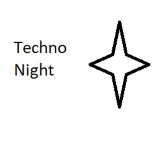 Techno Night by Scott Victor Gutierrez