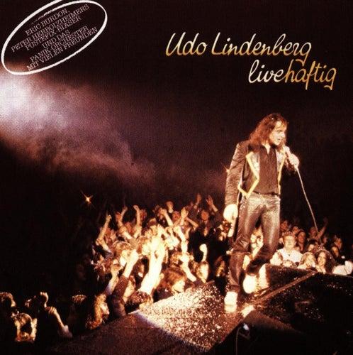 Livehaftig [Live] von Udo Lindenberg