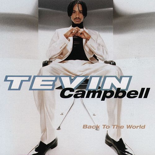 Back To The World de Tevin Campbell