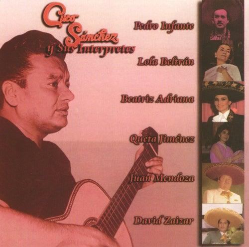 Cuco Sánchez y sus Interpretes de Cuco Sanchez