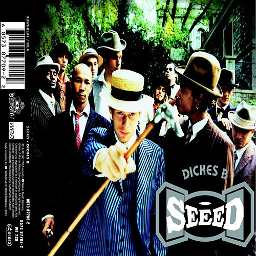 Dickes B by Seeed