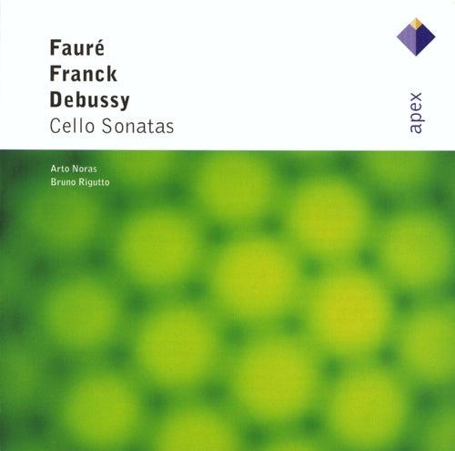 French Cello Sonatas [Apex] von Arto Noras