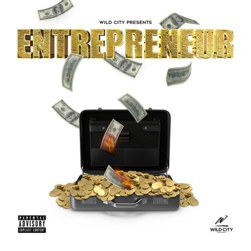 Entrepreneur - EP de Saint.J