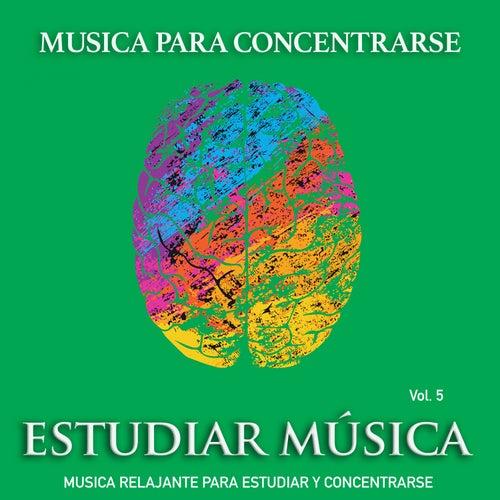 Estudiar Musica: Musica relajante para estudiar y concentrarse, Vol. 5 de Musica Para Leer