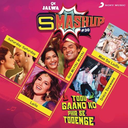 9X Jalwa Smashup # 30 by Various Artists