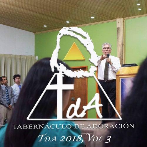 Tda 2018, Vol. 3 (En Vivo) de Tabernáculo de Adoración
