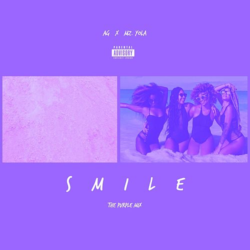 Smile 'The Purple Mix' von A.G.