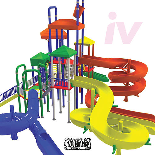 Iv de Mammoth Playground
